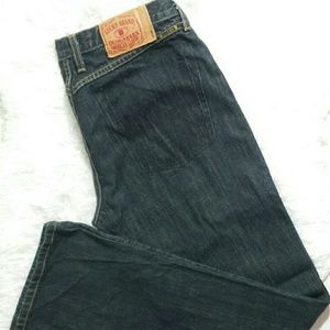 Lucky Brand Rock Star Denim Jeans- Size 12/31